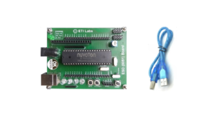 Embedded System Development Board (8051)